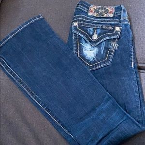 Jeans-size 22